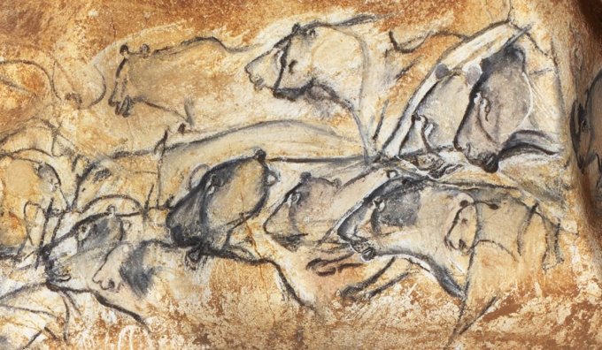 Chauvet Cave Paintings 2