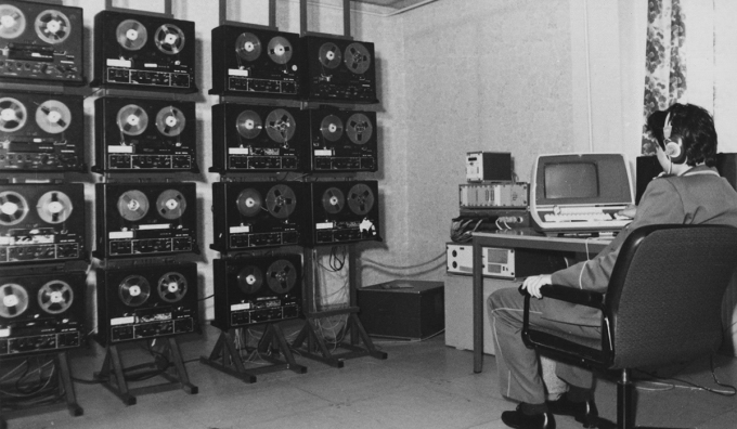 Stasi Surveillance